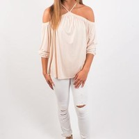 Truth or Bare Criss Cross Top
