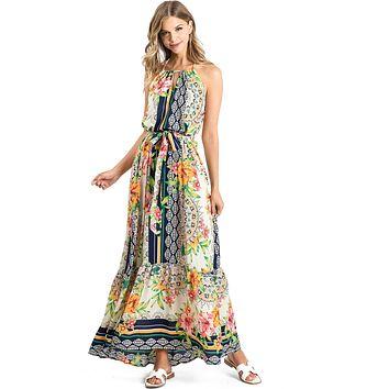 Lily Valley Maxi Dress
