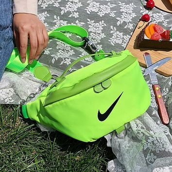Nike chest bag fashion all-match messenger bag