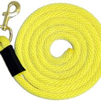 Saddles Tack Horse Supplies - ChickSaddlery.com Heavy Duty Nylon Lead with Bolt Snap