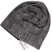 Moncler Style2 Cable Knit Beanie