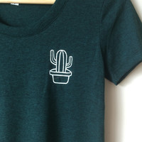 Cactus Forest T-Shirt