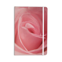 "Angie Turner ""Soft Pink"" Pink Rose Everything Notebook"
