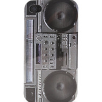 With Love From CA Boombox iPhone 4/4S Case at PacSun.com