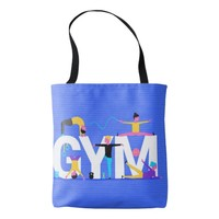 Exercise Tote Bag