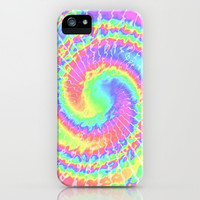 TieDyeLove iPhone & iPod Case by Pink Berry Pattern
