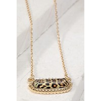 Spotted Style Necklace