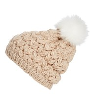Collection XIIX Crochet Pompom Beanie   Nordstrom
