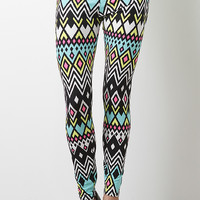 Dancing Trance Leggings