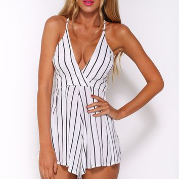 Apple Orchard Playsuit