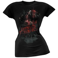 Avenged Sevenfold - Dreamscape Juniors T-Shirt