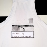 SWEET LORD O'MIGHTY! HUNGRY AND MEAN CROP TANK