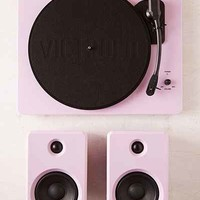 Ep-33 Bluetooth Turntable With Speakers - Pinky Swear - Urban Outfitters