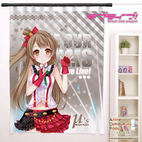 New Minami Kotori - Love Live Anime Japanese Window Curtain Door Entrance Room Partition H0160