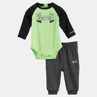 Boys' Newborn UA Big Logo Hybrid Raglan Set | Under Armour US