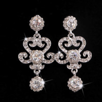 Accessory Crystal Diamonds Earring Earrings [6271247942]
