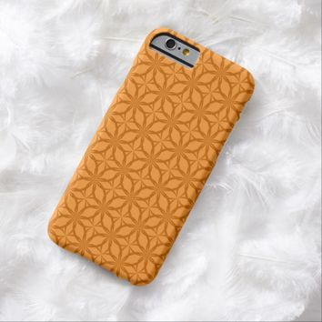Gothic Lattice Trellis Pattern Barely There iPhone 6 Case
