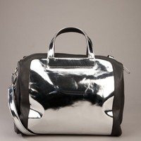 Ai_ Metallic Tote Bag - Penelope - farfetch.com