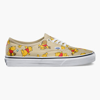 Vans Disney Winnie The Pooh Authentic Shoes Multi  In Sizes