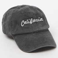 LA Hearts Black Baseball Cap at PacSun.com