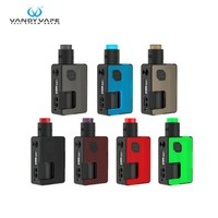 Original Vandy Vape PULSE X BF KIT Standard Version 90W Pulse X BF MOD Vape with 8ml Squonk Bottle and Pulse X Tank