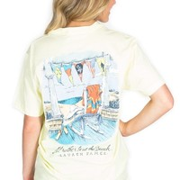 I'd Rather Be at the Beach - Short Sleeve – Lauren James