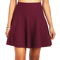 Big Fan Skater Skirt