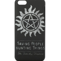 Supernatural The Family Business iPhone 5C Case
