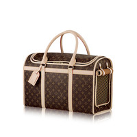 Products by Louis Vuitton: Dog Carrier 50