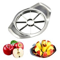 Kitchen Gadgets Stainless Steel Apple Cutter Slicer Vegetable Fruit  Tools Kitchen Accessories