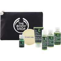 The Body Shop Online Only Tea Tree Pouch Gift Set