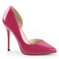 Hot Pink Patent Leather Amuse Pumps