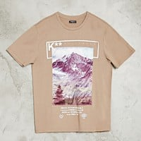 Mountain Graphic Patch Tee