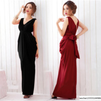 Lovely Loose Fit Long Maxi Dress