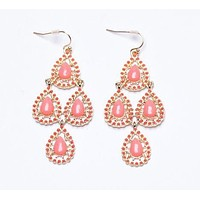 Moroccan Chandelier Earrings