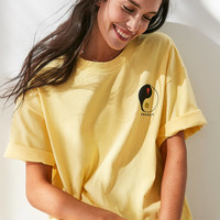 Gnarly Yin Yang Short Sleeve Tee   Urban Outfitters