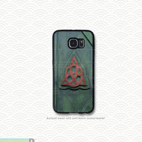 Book of Shadows, Custom Phone Case for Galaxy S4, S5, S6