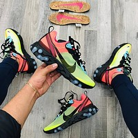 Nike Sneakers Sport Shoes React VoltRacer