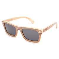 Proof Boise Xl Sunglasses Walnut One Size For Men 23609640001