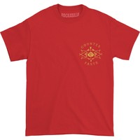 Counterparts Men's  Coffin T-shirt Red