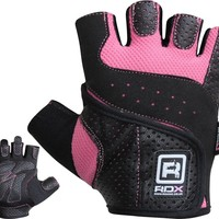 RDX Ladies Weight Lifting Gloves