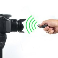 Photive RC-6 Wireless Shutter Release For Canon Digital Rebel T5i, T4i, T3i, T2i, T1i, XT, Xti, 5D Mark II, 7D, Canon EOS 7D Mark II, 70D (Canon RC-5 & RC-6 Replacement)