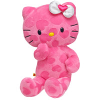 18 in. Pink Hearts Hello Kitty