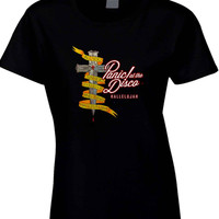 Panic At The Disco Hallelujah All you Sinners Stand Up Womens T Shirt