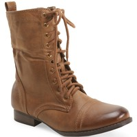 FOLD-OVER COMBAT BOOT