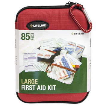 85-Piece Hard Shell First Aid Kit