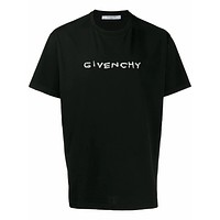 Givenchy vintage embroidered slim fit T-Shirt