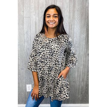 The One I Love Tunic Top