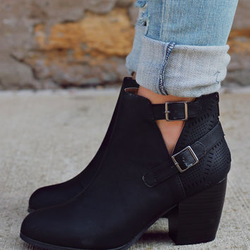 Guided Journey Bootie