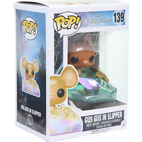 Funko Disney Cinderella Pop! Gus Gus In Slipper Vinyl Figure